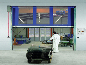 High Speed Doors to Improve Operational Flow and Energy-efficiency