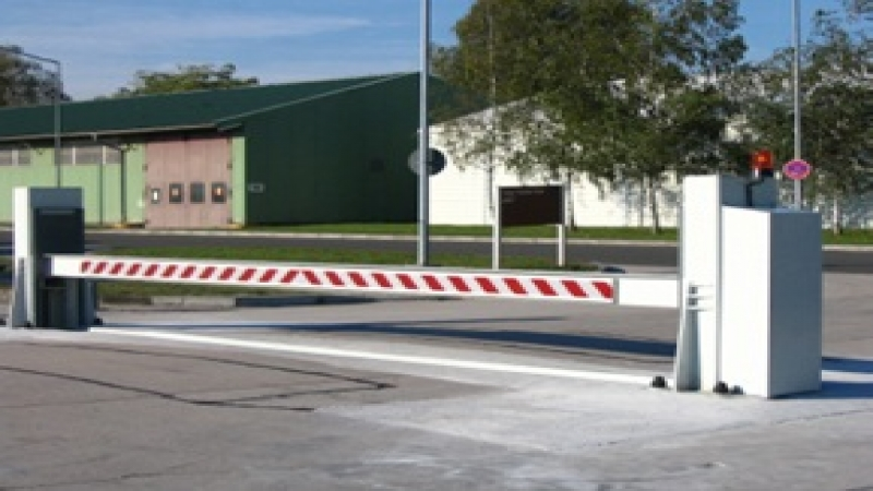 Crash Rated Barrier Gates UAE | Crash Rated Road Blockers