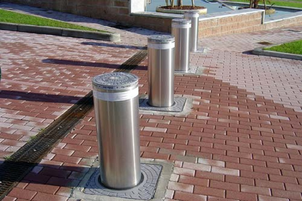 Retractable Bollard Supplier In Qatar 12k Rated Bollards