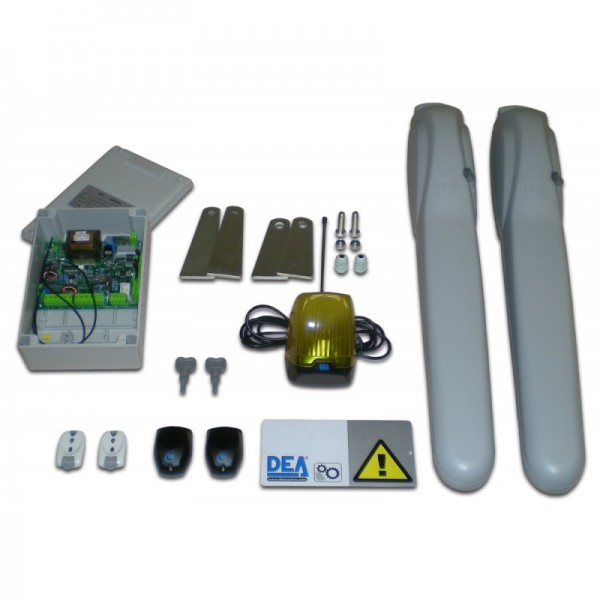 Gate Automation Kits & Boom Barriers2