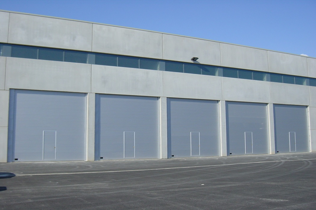 Industrial Overhead Sectional Doors1