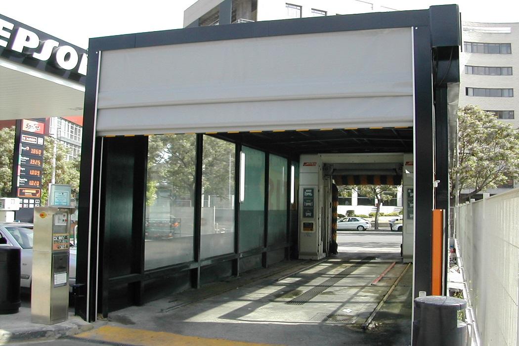 Ecoflex Rapid Fold Up Doors