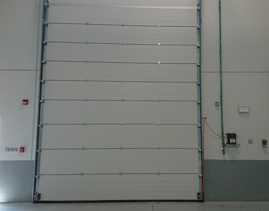 Industrial Overhead Sectional Doors4