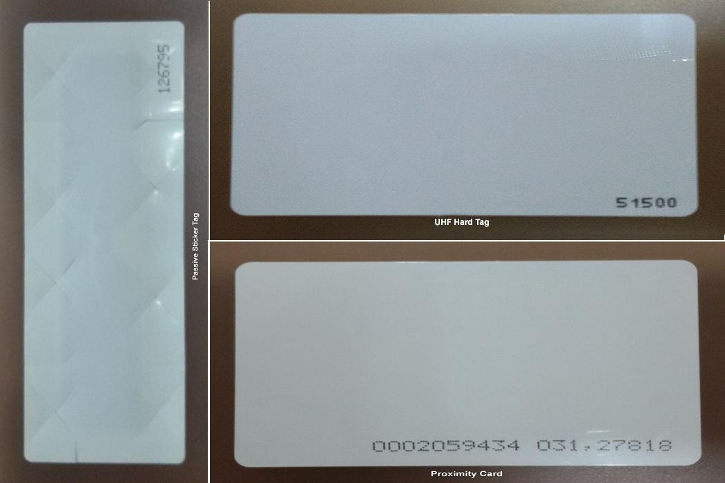 Long Range RFID System4