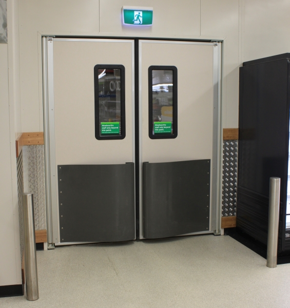 Cold Room Doors & Traffic Doors2