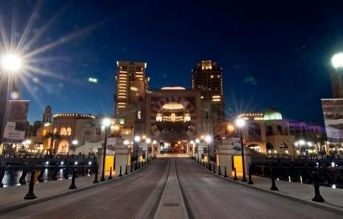 Pearl Qatar Main Gate