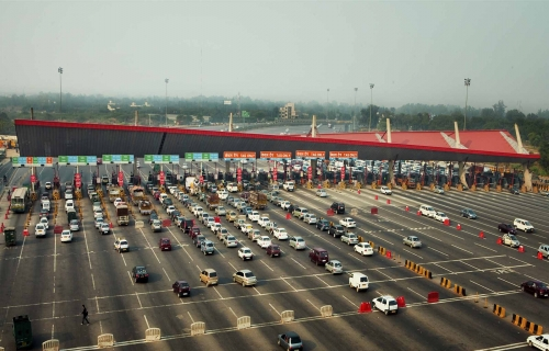 Delhi - Gurgaon Toll (DSC Ltd.)