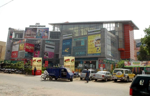 JMD Regend Arcade Mall