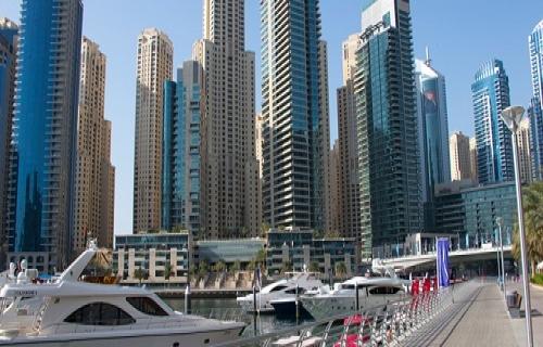 Marina Promenade Dubai