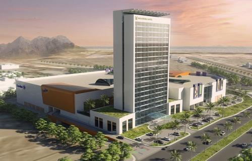 Fujairah Commercial Complex