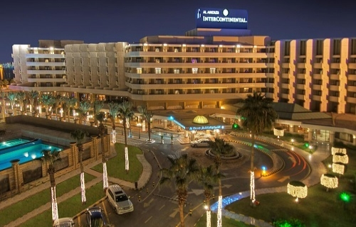 Intercontinental Hotel KSA