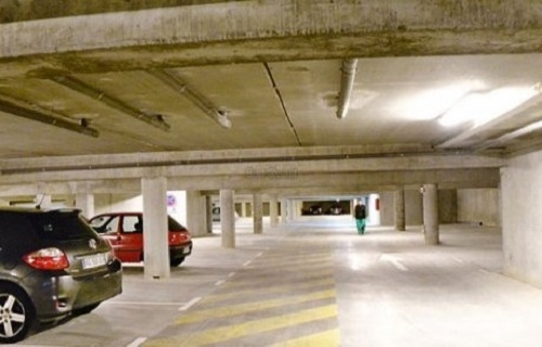 Lusail Under Ground Car Park